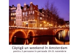 un weekend in Amsterdam