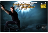 1.000 ron, 6 DVD-uri din colectia James Bond + un Stylish Box, 3 DVD-uri din colectia James Bond