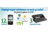 3 x Nokia N97 mini, 12 x Nokia E5