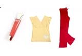 10 x set format din top + pantaloni + gloss