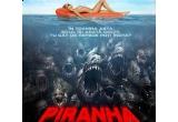"""3 x invitatie pentru 2 persoane la filmul """"Piranhia 3D"""" la Hollywood Multiplex"""