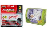3 x set Ferrari, 3 x papusa Anne Geddes