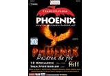 50 x 2 bilete la concertul Phoenix din 18 noiembrie de la Iasi