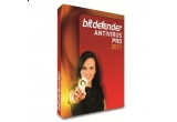 un antivirus BitDefender Antivirus Pro 2011 cu licenta de 1 an pentru 3 calculatoare