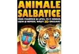 """6 x cartea """"Cartea cu masti: Animale salbatice"""""""