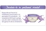 5 x crema de corp din gama Iris de la L'Erborario