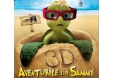 """3 x invitatie pentru 2 persoane la filmul """"Aventurile lui Sammy 3D"""" la Movieplex"""