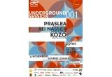 3 x invitatie la Underground Session 001