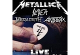3 x DVD cu The Big Four - Live From Sonisphere