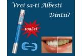 un kit pentru albire dinti