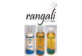 1 x sampon Rangali, 1 x balsam Rangali, 1 x ulei de baie Rangali