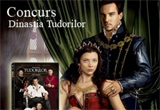 10 x dvd sezon 1 Dinastia Tudorilor, 110 x tricou special