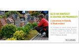1000 de euro - contravaloarea in bani pentru o excursie in Olanda la muzeul Madurodam