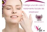 3 x tratament cosmetic