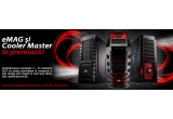 1 x Carcasa Cooler Master HAF X, Neagra, 1 x Sursa Cooler Master GX 550W, 1 x Cooler procesor Cooler Master V8