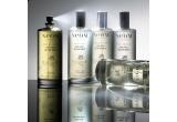 3 x sort de bucatarie din bumbac organic Natural House + spray de camera NEOM Luxury Organics