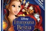 "un DVD cu filmul ""Frumoasa si Bestia"""