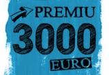 3000 de euro