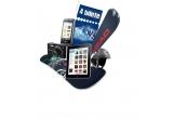 un iPad, 5 x telefon mobil LG GT400 Black, 3 x snowboard, 4 bilete la Snow Explosion, alte premii