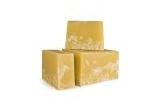 un sapun capsuna proaspata + un sapun vanilie si cocos + un sapun ploaie mediterana + un ruj + un dermatograf
