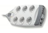 dispozitivul de protectie la supratensiuni – 6 prize Belkin F9S623