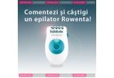 un epilator Rowenta