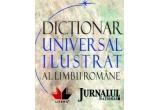 "3 x ""Dictionar universal ilustrat al limbii romane"""