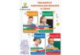 "2 x set complet din colectia ""Matematica"" de la Editura Gama"