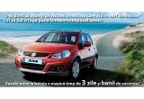 o masina Suzuki timp de 3 zile + banii de excursie
