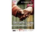 """un DVD cu documentarul """"Constantin si Elena"""""""