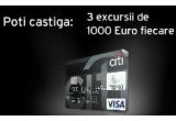 3 x voucher de 1000 euro