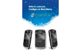 un telefon BlackBerry 8900