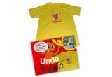 "un tricou + un ""sample pack"" de mustar"