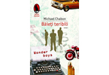 "<b>Cartea ""Baieti teribili"", autor Michael Chabon, editura Humanitas Fiction </b>"
