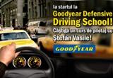 "<span class=""Apple-style-span"" style=""font-weight: bold;"">saptamanal 2 x curs de condus - defensive driving, un set de anvelope Goodyear</span><br /> <br /> <br />"