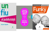 <b>Un set de carti superfunky de la Editura Publica: &quot;Un fiu al publicitatii&quot; - Jacques Sequela, &quot;Design yourself&quot; - Karim Rashid si &quot;Funky Business. Talentul face capitalul sa danseze&quot; - Kjell Nordstr&ouml;m, Jonas Ridderstrale.</b><br />