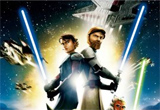 o invitatie dubla la filmul Star Wars: The Clone Wars<br />