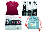 <b>1 x tricou Jonas Brothers<br />