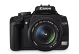 <b>Un aparat foto profesional: Canon EOS 450D + EF-S 18-55mm IS + SD 4GB Kingston + geanta Tamrac 3345</b><br />