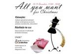 o invitatie la evenimentul All You Want for Christmas
