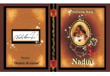 "2 x papusa Nadia, 2 x cartea pentru copii ""Prietena mea, Nadia"""