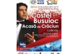 4 x invitatie la concertul de colinde sustinut de Costel Busuioc
