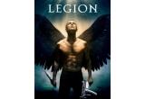 """un DVD cu filmul """"Legion"""""""