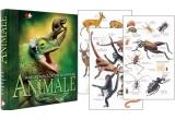 """2 x enciclopedia """"Marea enciclopedie ilustrata. Animale"""""""