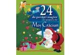 """5 x cartea """"24 de povesti magice in asteptarea lui Mos Craciun"""" (editura Corint Junior)"""