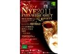 2 x invitatie dubla la Eyes Wide Shut NYE Party
