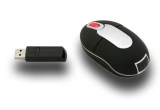 un mouse wireless mini