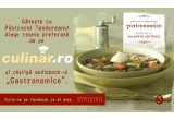 5 x audiobook din colectia Gastronomice a lui Pastrorel Teodoreanu (in lectura lui Valentin Uritescu)