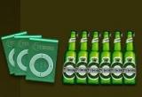 56 x iPod Apple verde, 700 x voucher 2 beri Tuborg (0.5l)