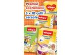 3 x set 10 cutii de cereale pentru bebelusi Milupa